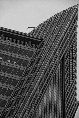 Top of skyscraper