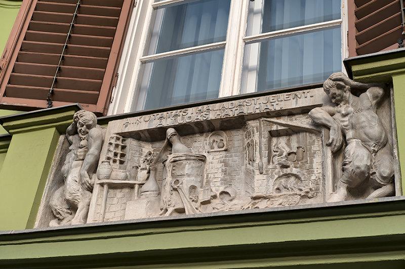 Detail At Fo Utca