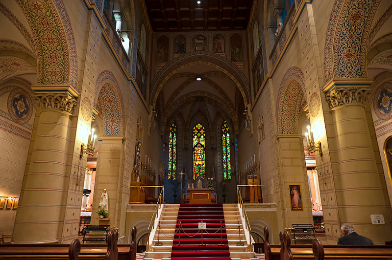 St. Michaels Cathedral - High Altar