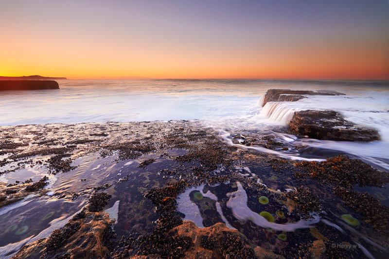 West Coast Sunrise