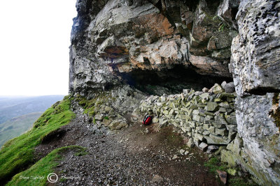 Priests Hole Cave - Dove Crag