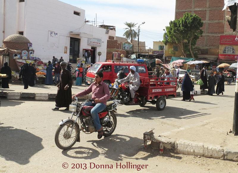 Market Day in Edfu