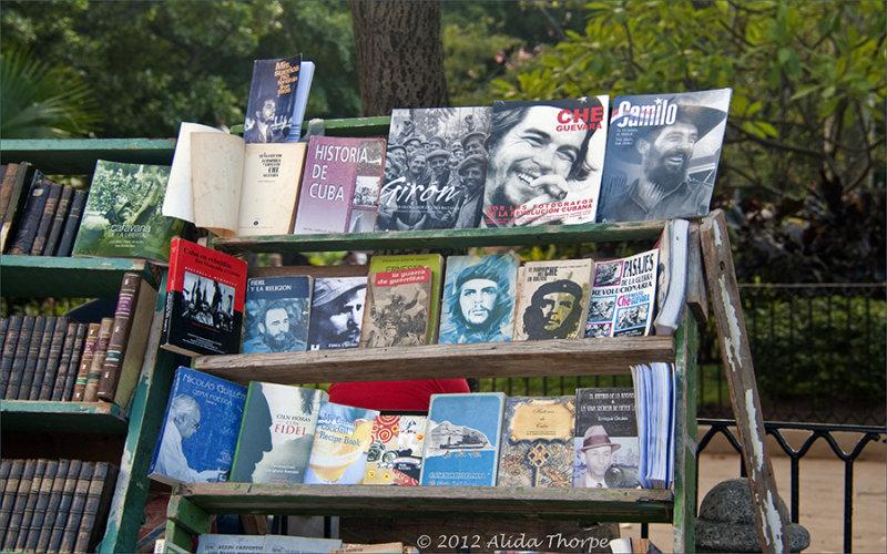 used books Havana