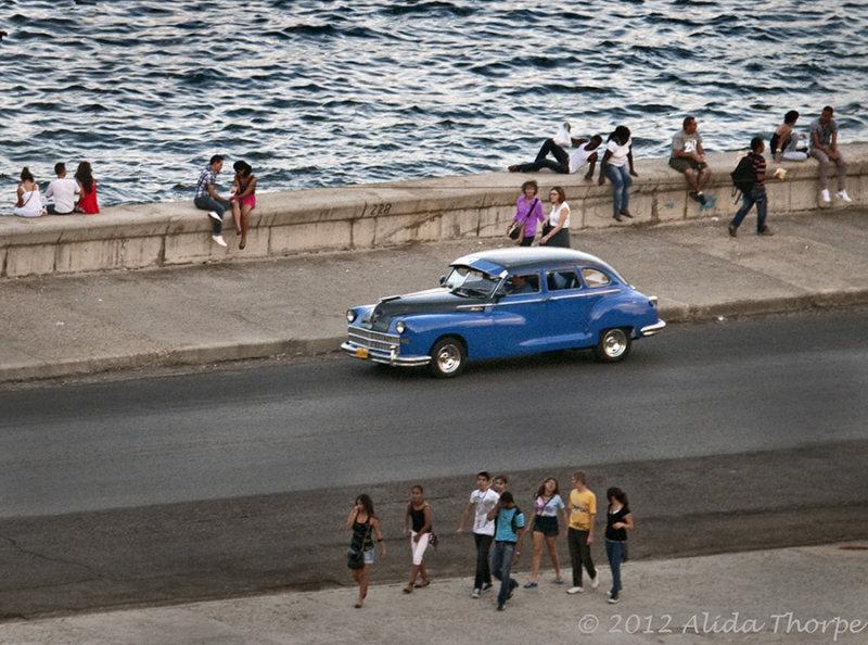 car Malecon