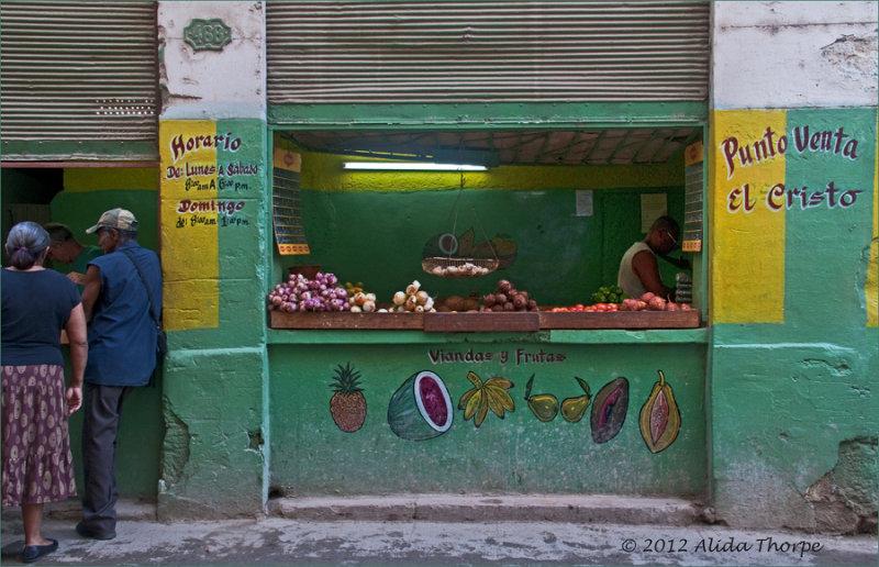 viandas y frutas