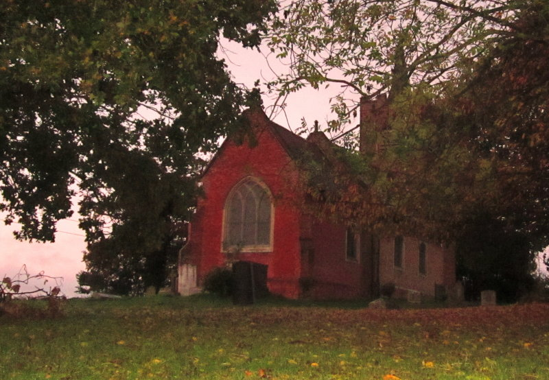 Pre-dawn  at  St. Michaels