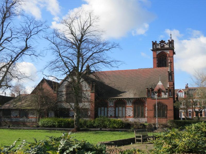 Braemar  Avenue  Baptist  Church