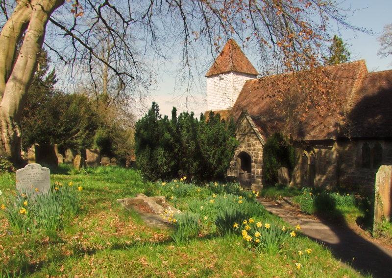 Ashurst  Church
