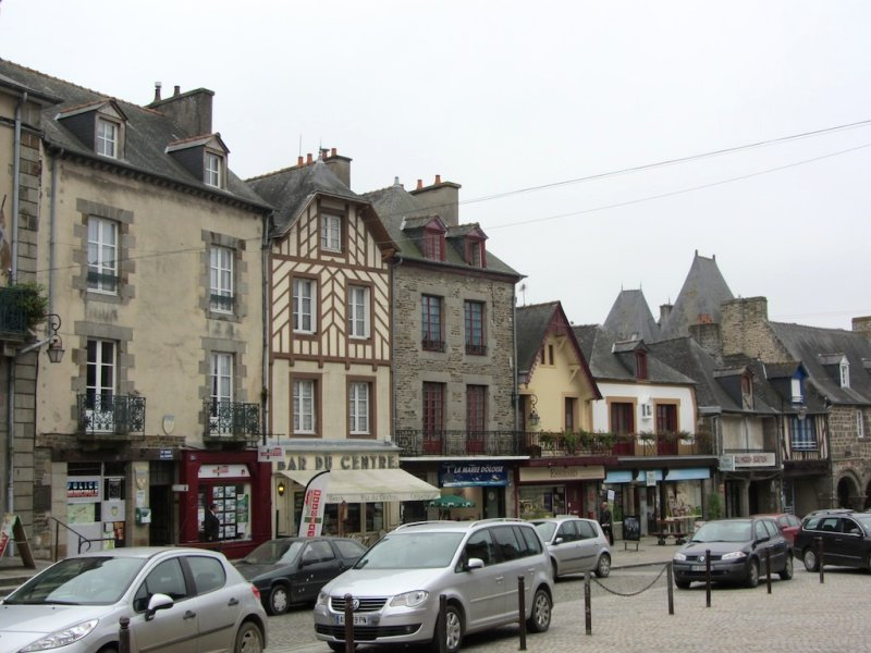 then we visit nearby Dol-de-Bretagne, once the bishops seat in Brittany