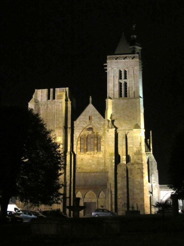 back in Dol-de=Bretagne for dinner
