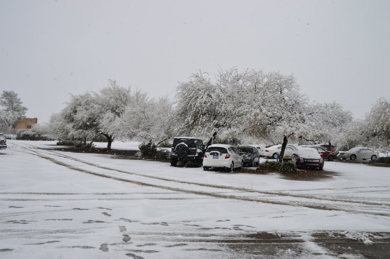 Main Parking Lot