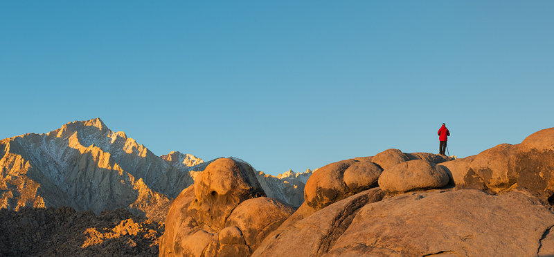 Mt. Whitney photographer