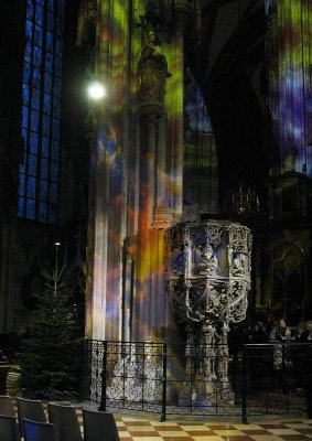 light projection2