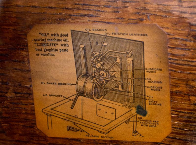 Motor Lubrication Instructions