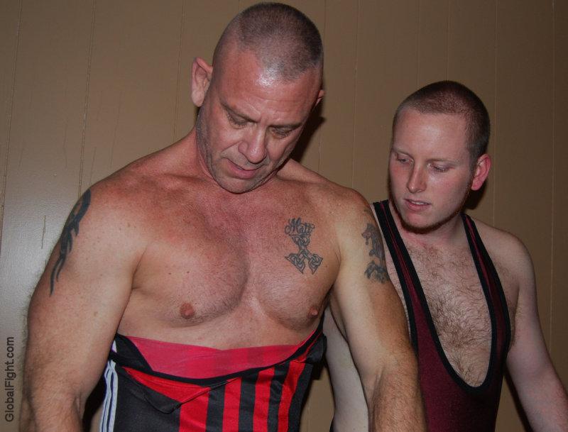 dad wearing torn wrestling singlet ripped.jpg