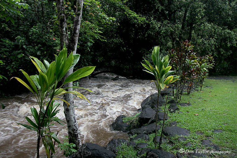 Papenoo river
