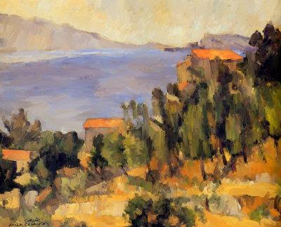 Oeuvres de Paul Cezanne