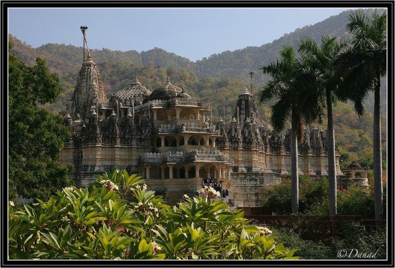 Adinath Temple - Ranakpur.