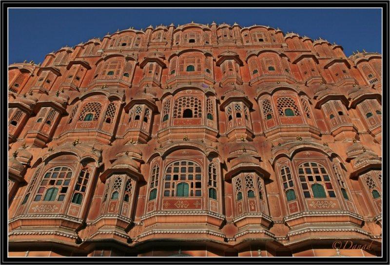 Hawa Mahal. Jaipur.