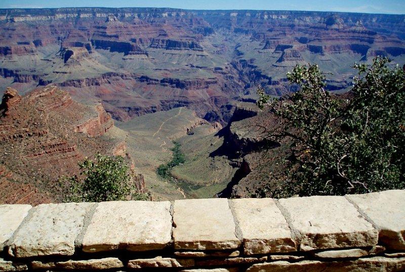 Canyons edge