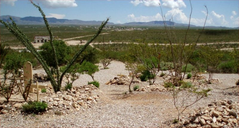 Boot Hill views