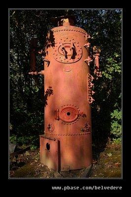 Cradley Boiler Company, Black Country Museum