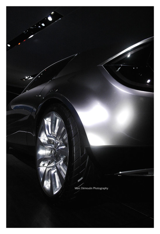 Mazda Senku concept, Paris 2006