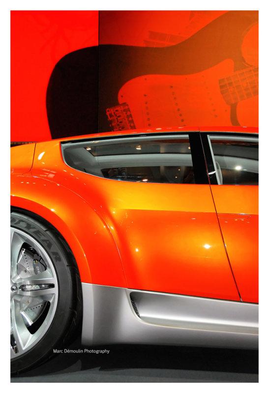 Dodge Zeo Concept Car, Paris 2008