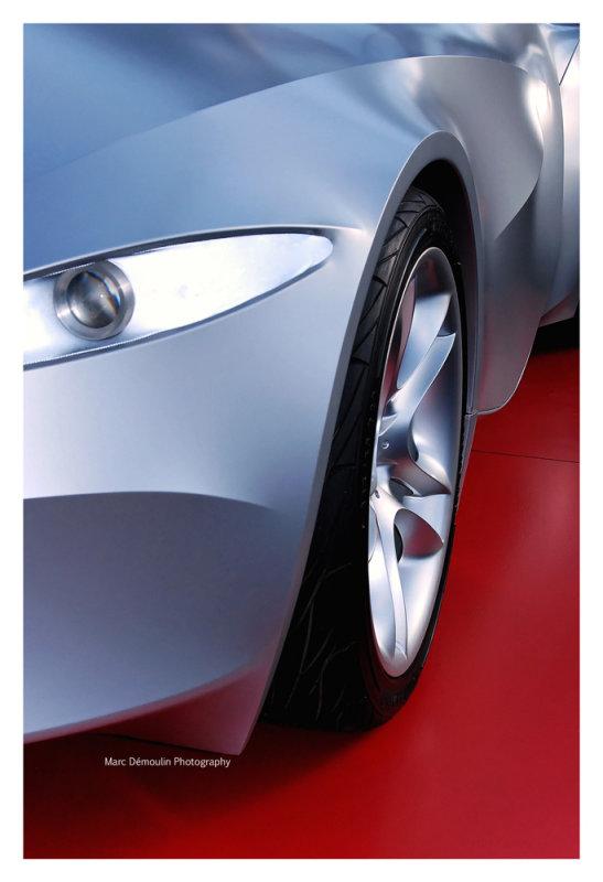 BMW Gina Light Visionary Model, Paris 2009