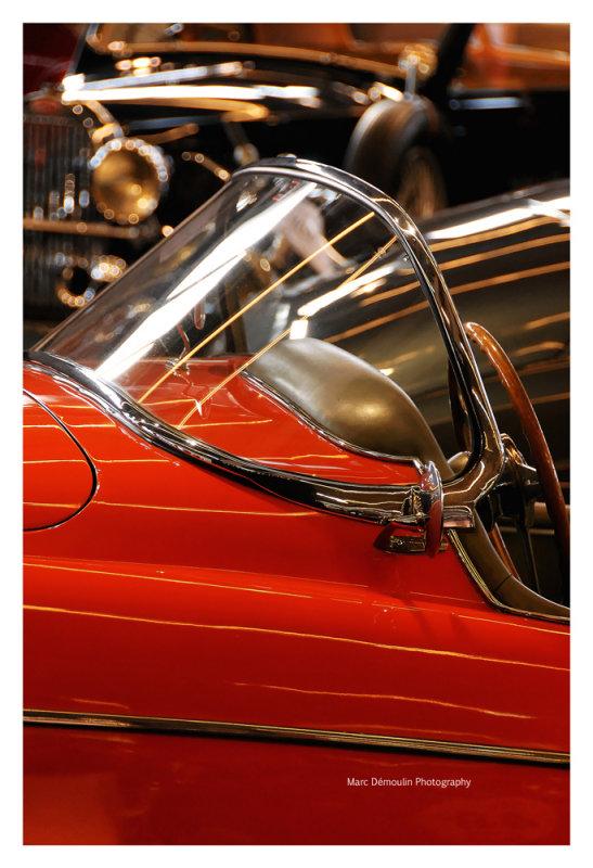 Alfa Romeo 1900 Ghia Aigle, Paris 2009
