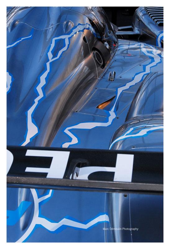 Peugeot 908, Paris 2009