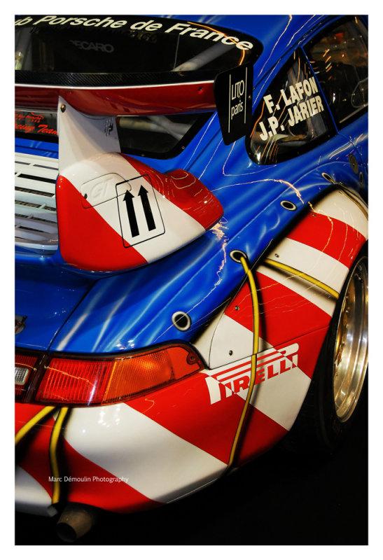 Porsche 911 GT2 Peter Klasen, Paris 2010