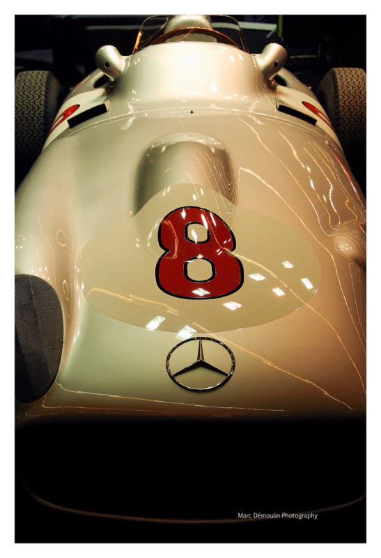 Mercedes W 196 1955, Paris 2011