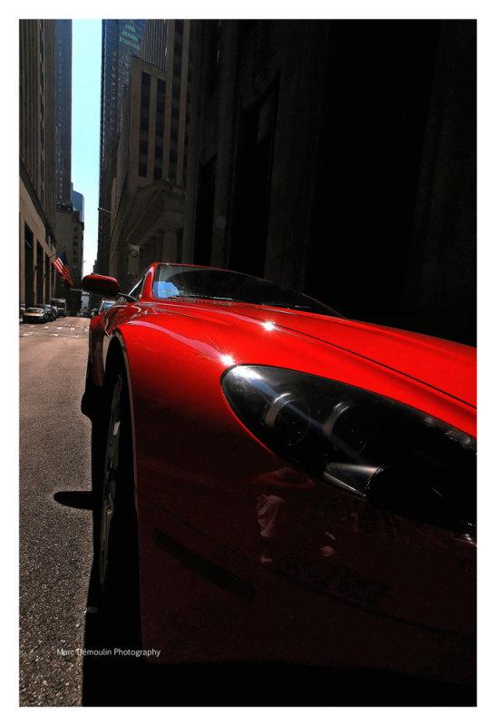 Aston Martin Vantage, New York 2011