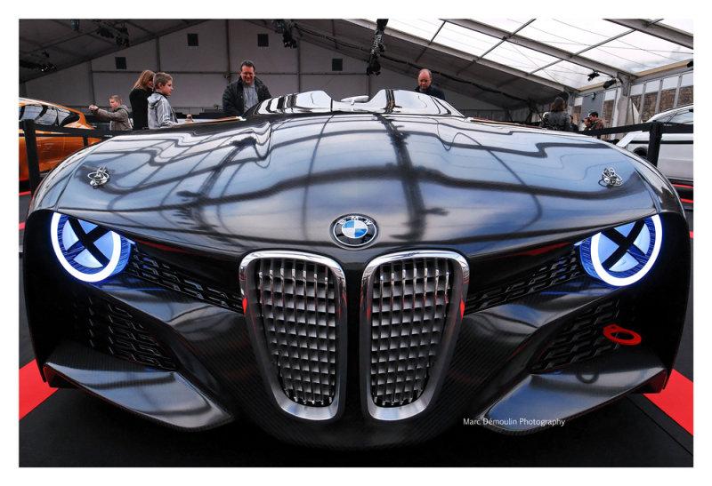 BMW 328 Hommage, Paris 2012
