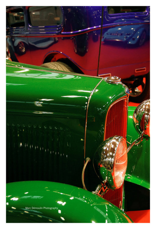 Rods, Le Bourget 2012