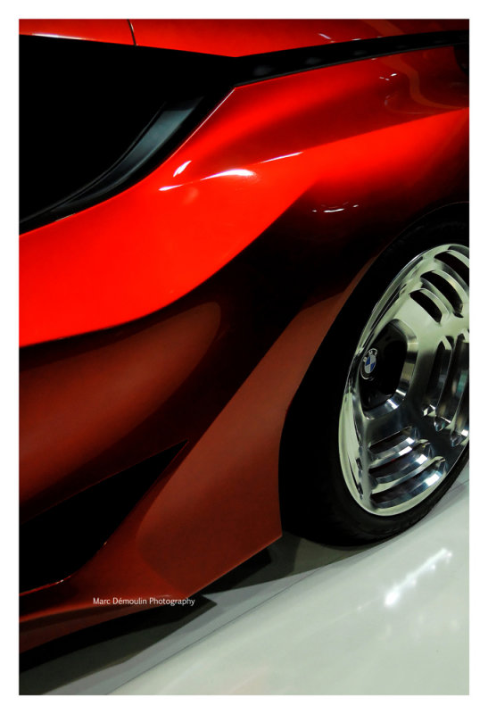 BMW Hommage M1, Paris 2013