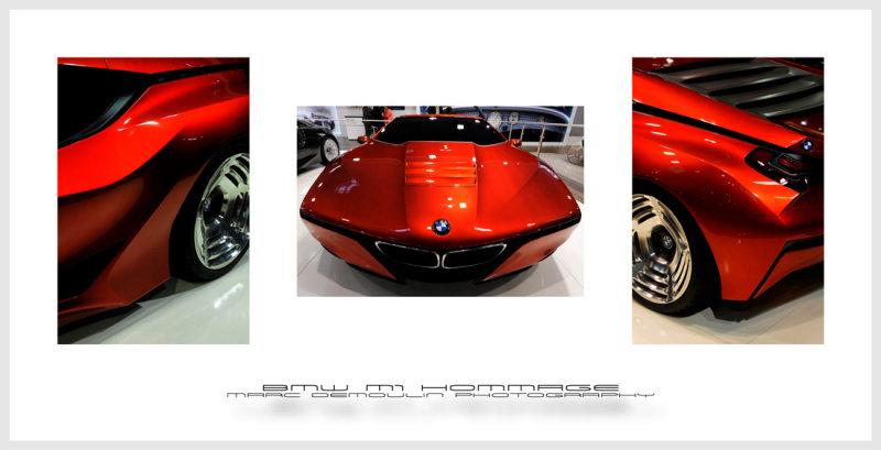 BMW M1 Hommage