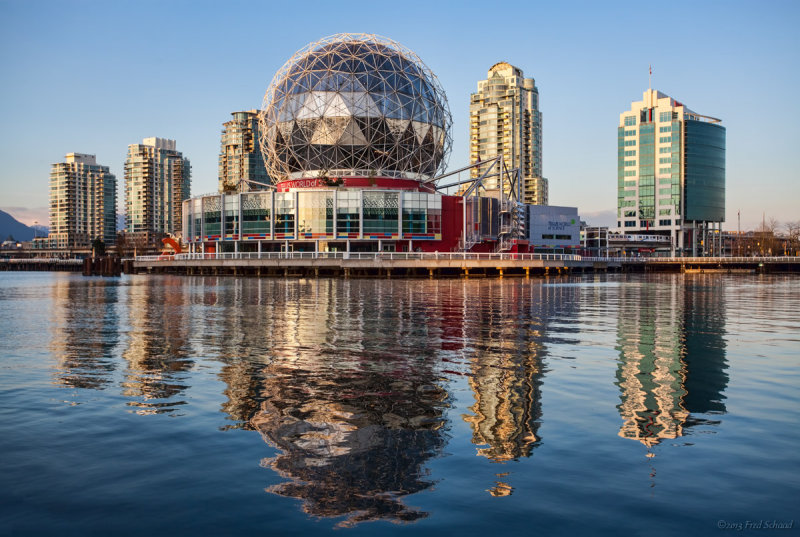 Science World at False Creek