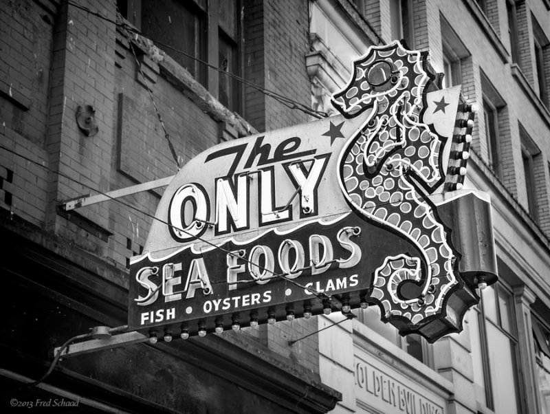 Only Seafood