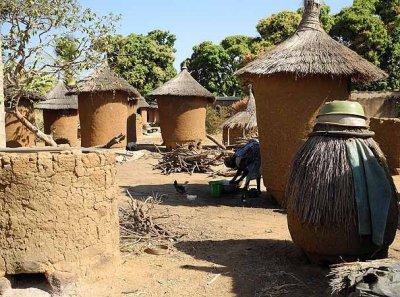 Senufo village Lera, Burkina Faso