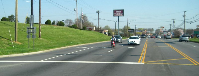 Mopeds should be illegal !