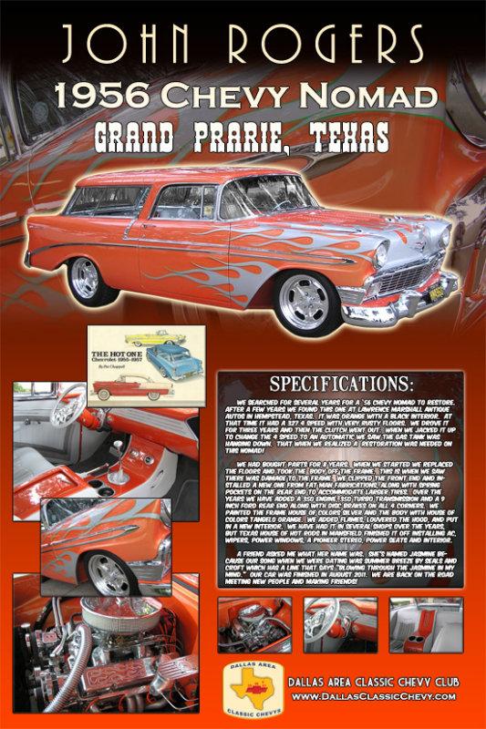 Dallas Classic Chevy 2013