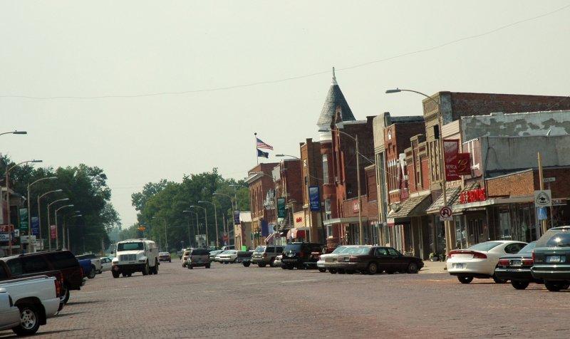 Downtown Seneca KS