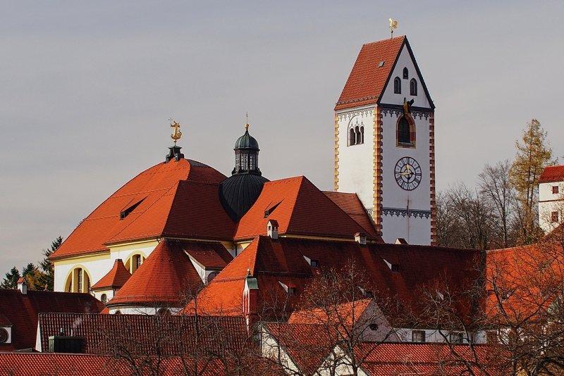 Hohes Schloss (High Castle)