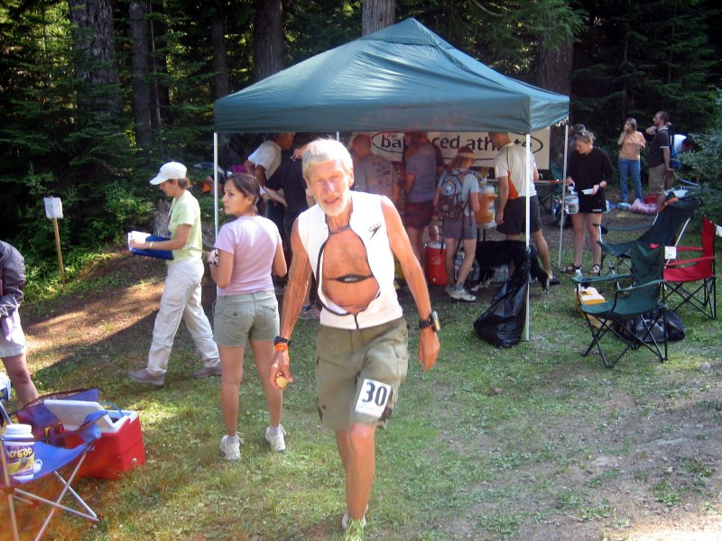 Hans (who ran Leadville one week ago)