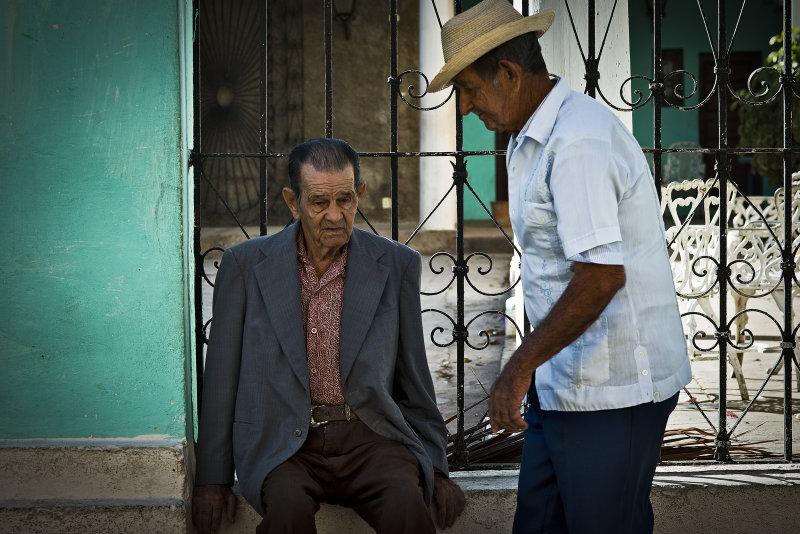 Cuban Folk Singers