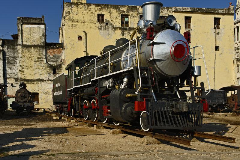 Locomotive View Havana