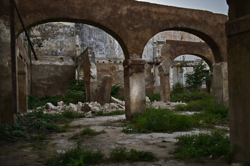 The Hidden Arches