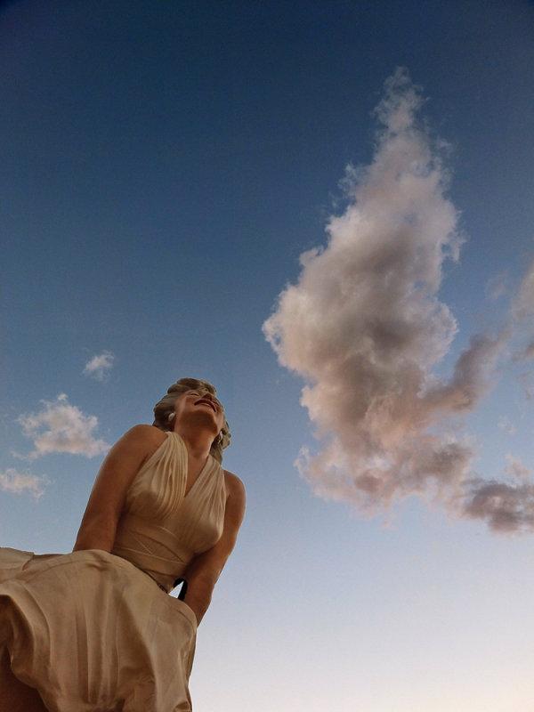 Forever Marilyn, Palm Springs, California, 2013